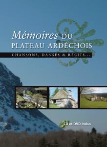 CD-DVD Mémoire du Plateau Ardéchois